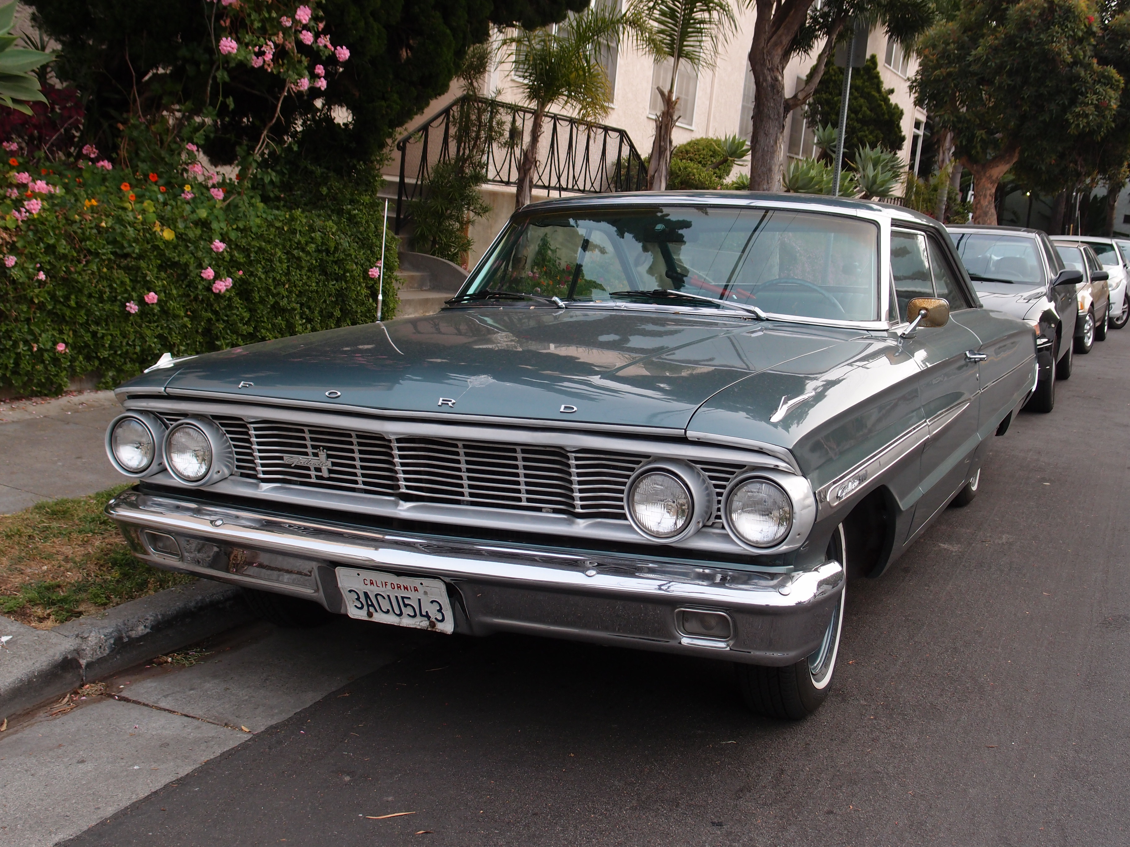 1964 Ford Galaxie 500 Roadside Rambler