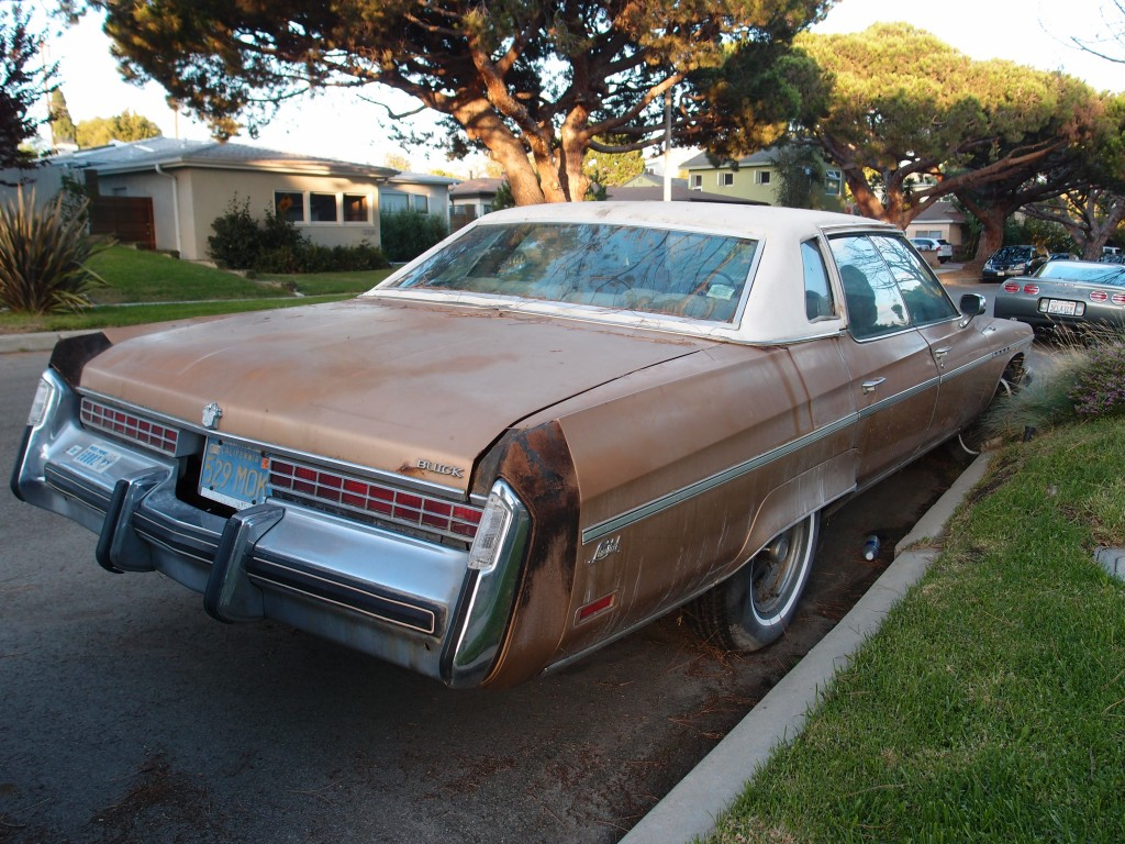1975 Buick Electra Limited Park Avenue