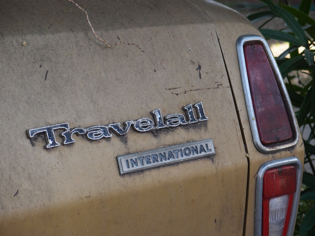 1971 International Harvester Travellal