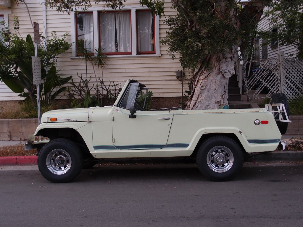 1968 Jeep Jeepster Commando