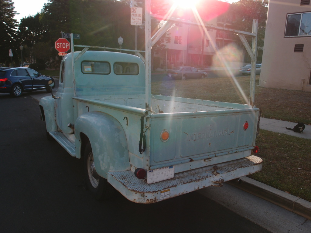 1954 International Harvester R110