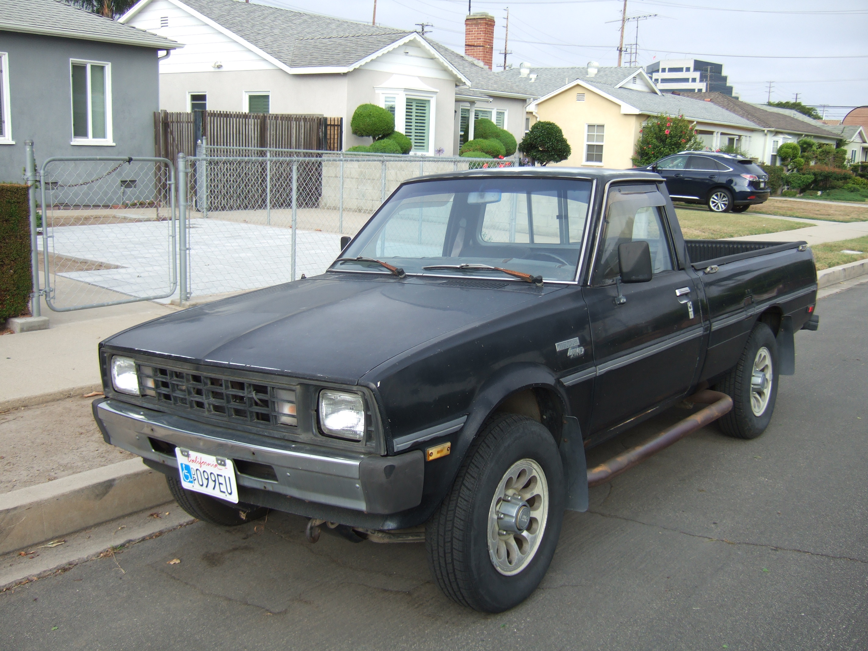 1984 Mitsubishi Mighty Max – Roadside Rambler